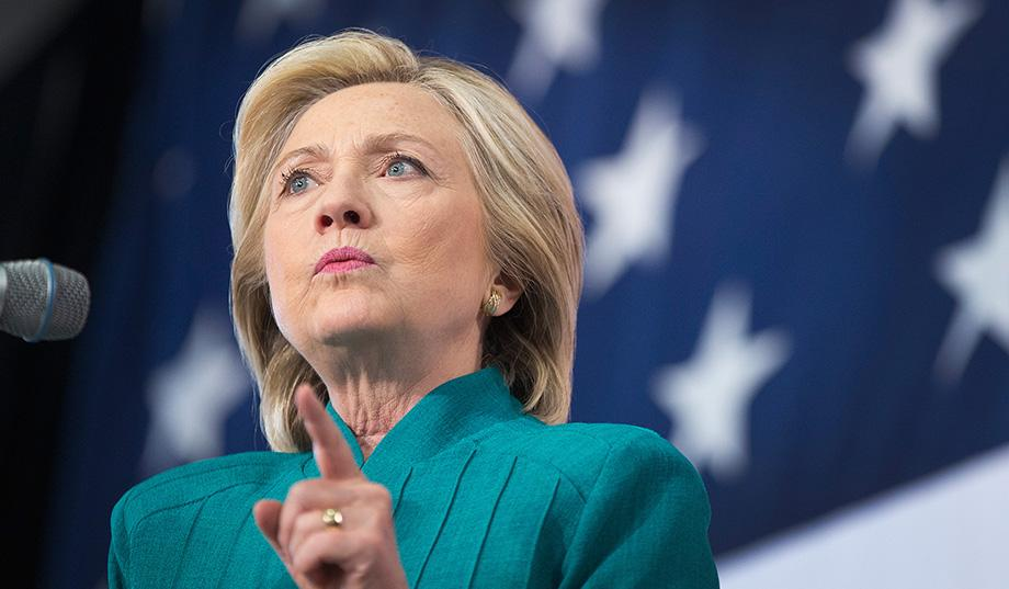 Top 5 reasons to not vote for Hillary Clinton
