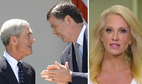 Kellyanne reveals the truth about Mueller, will end the Trump-Russia investigation