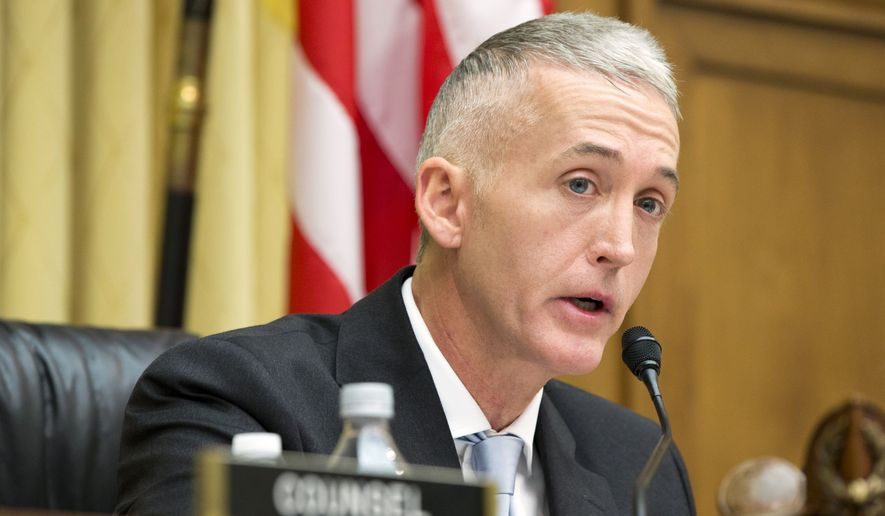 President Trump just got a great news from Trey Gowdy