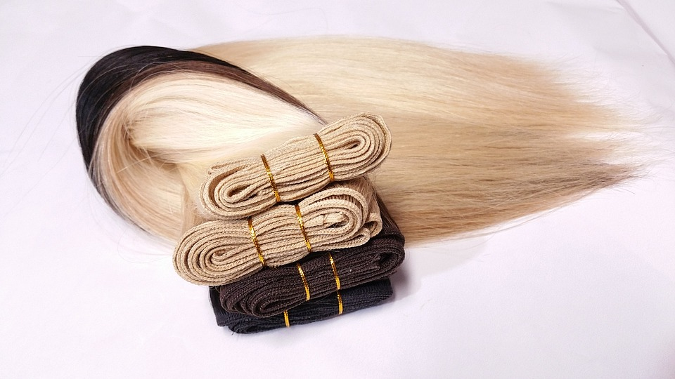 The secret of beautiful hair extensions