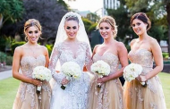 3 Accessories That Will Style up Long Bridesmaid Dresses