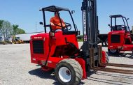 How to Know If a Used Moffett Forklift Is Durable?