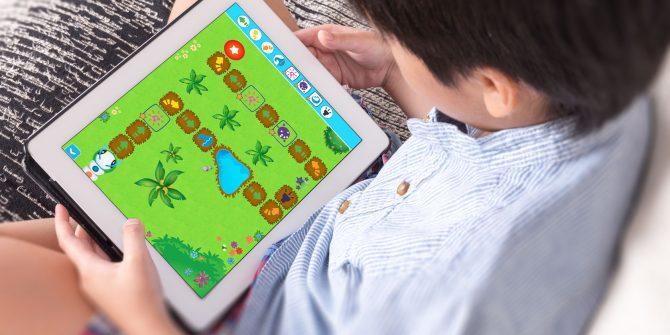 Top ten educational IPad games for kids