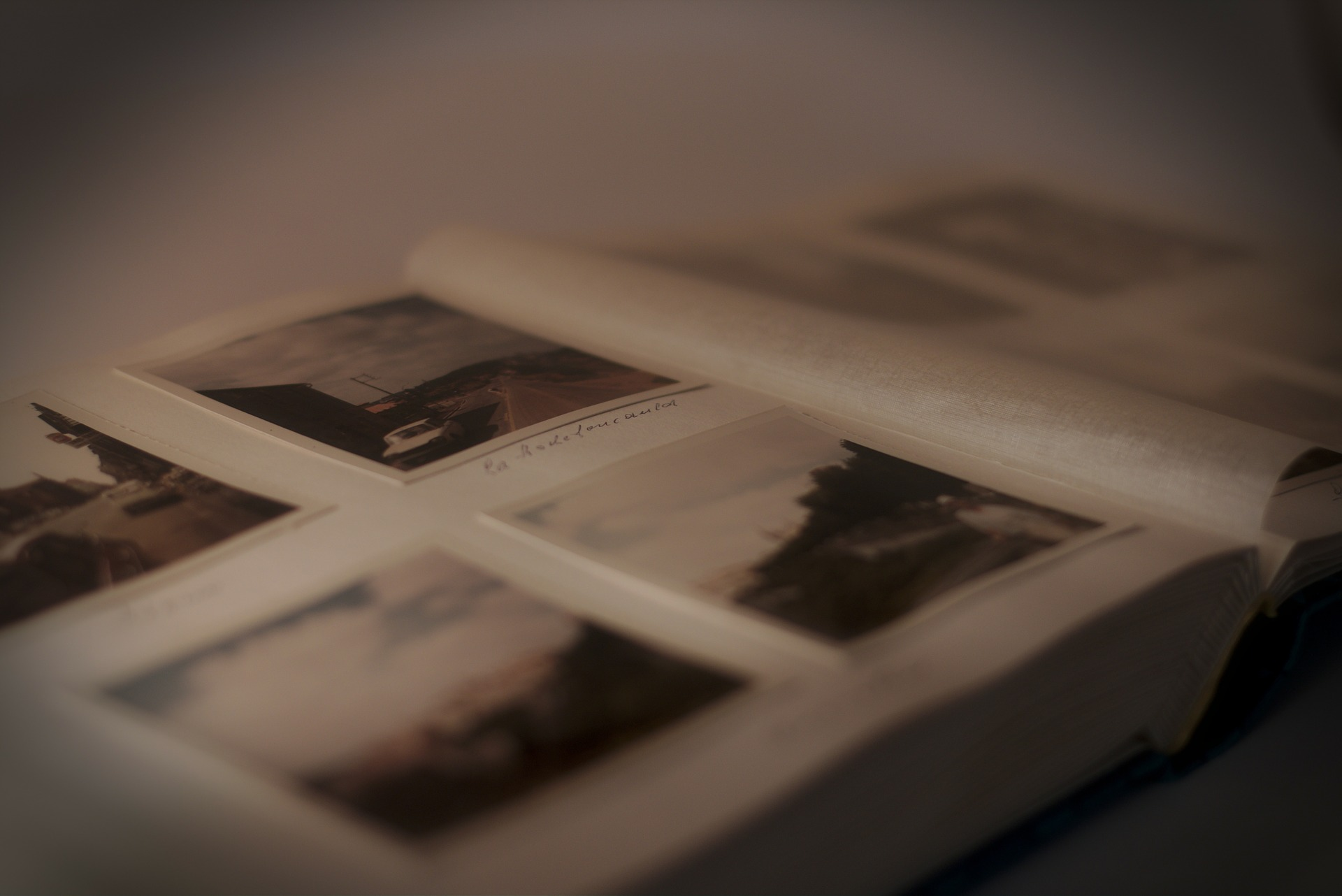 Print Your Moments with The Leather-Bound Photo Album
