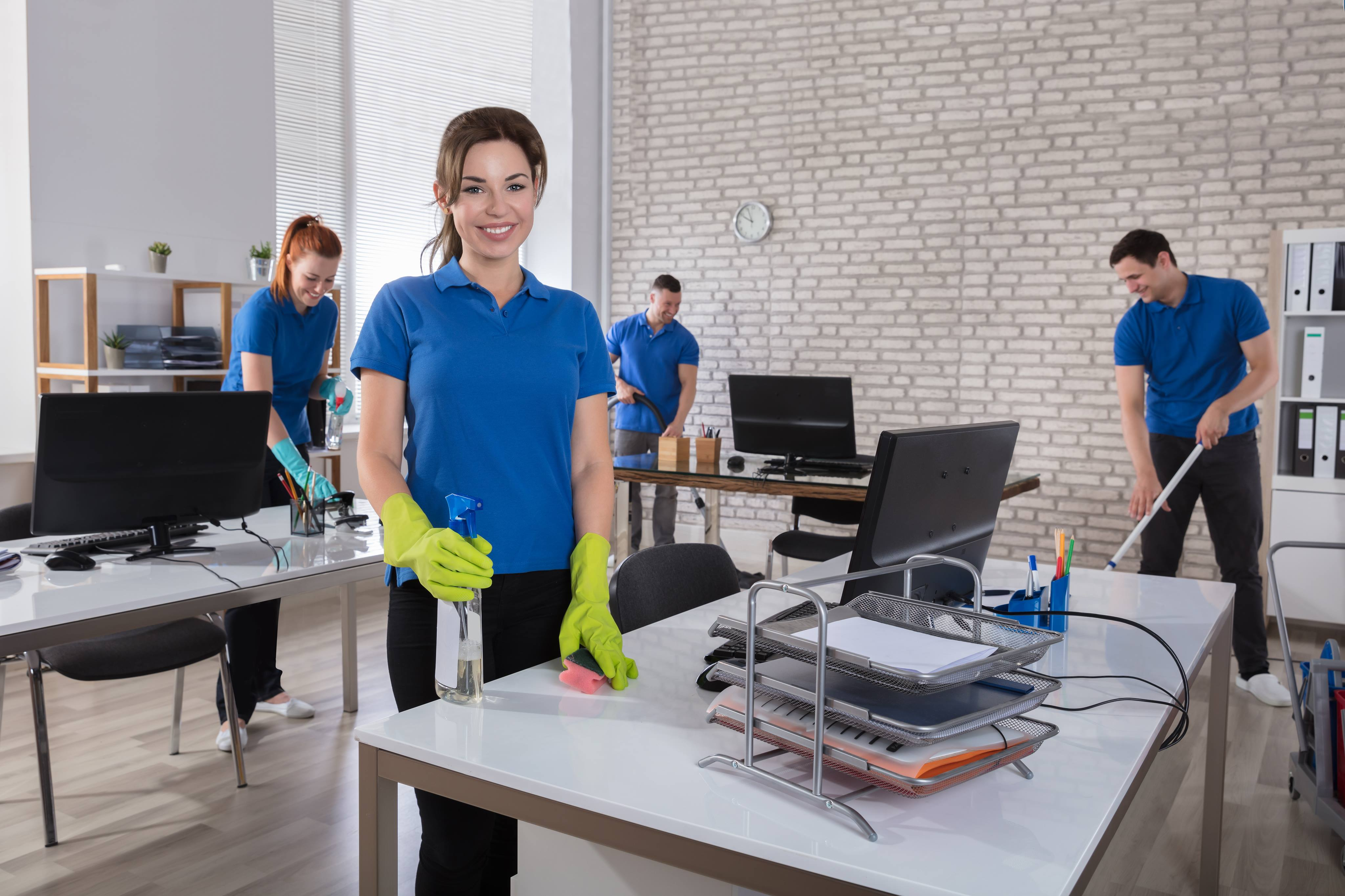 Best Office Cleaning All Over In Washington