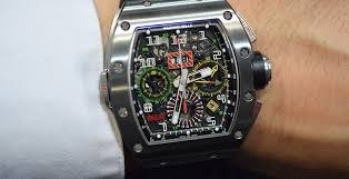Richard Mille RM11-02 - Easy And Effective