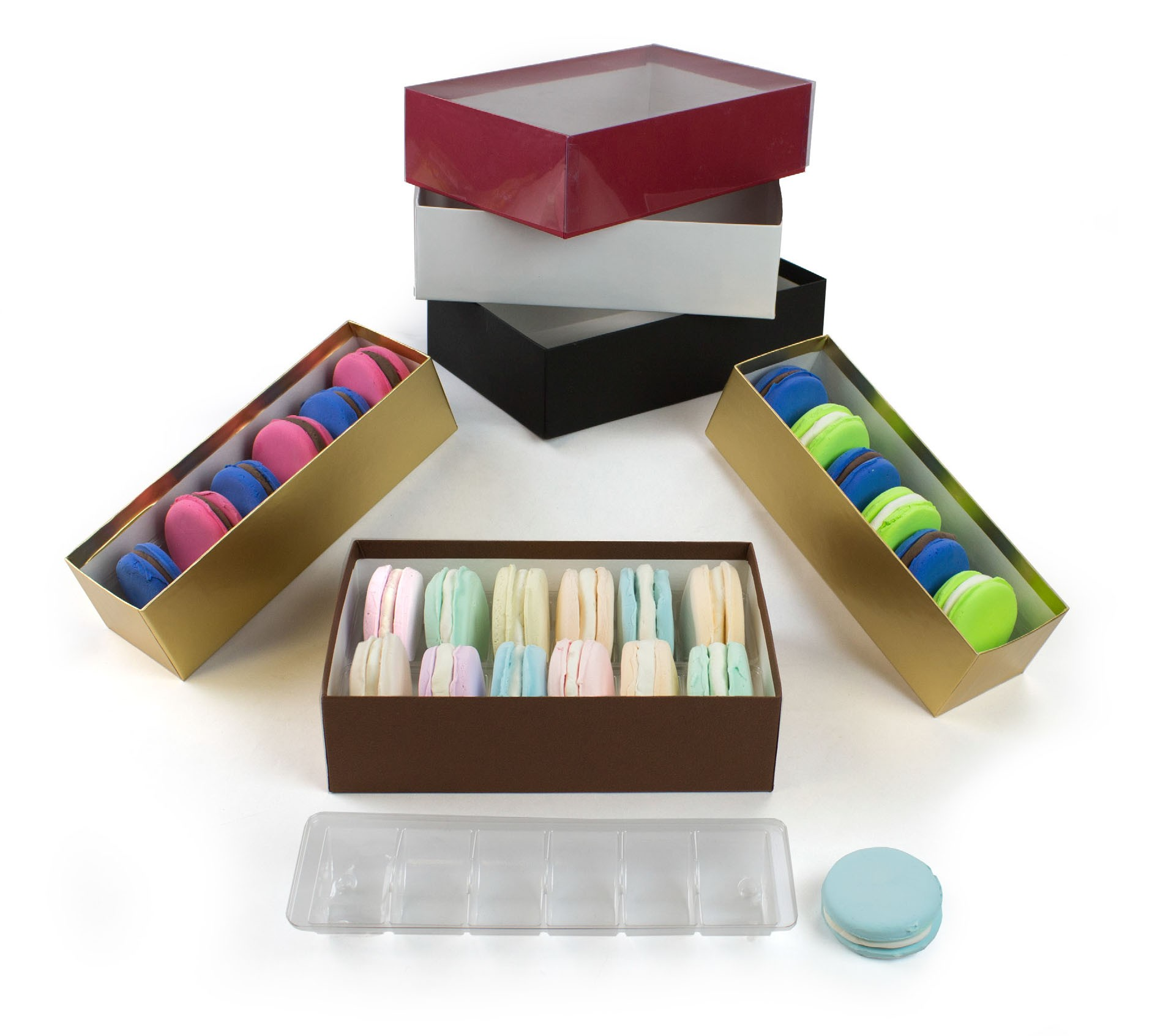 Macaron boxes Find the best selection here
