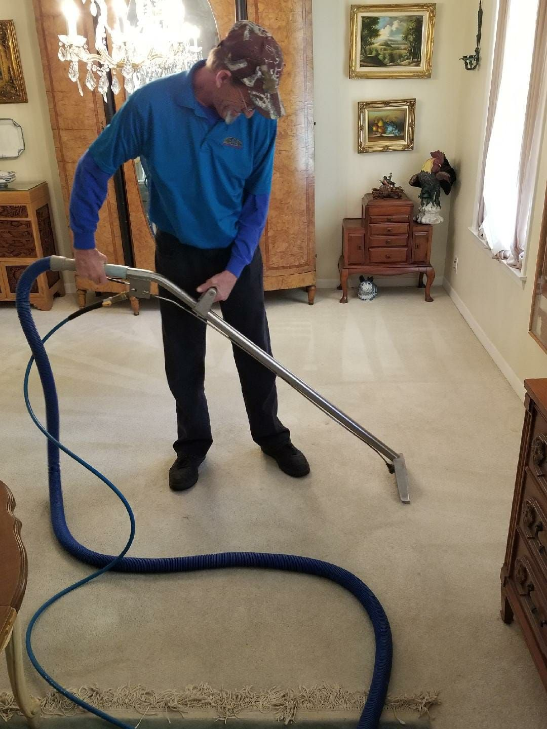 Different Methods of Rainbow Carpet Cleaning Waco Texas