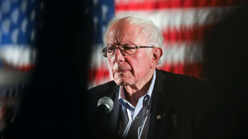 Iowa Count Shows Razor-Thin Margin between Buttigieg and Sanders
