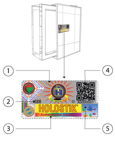 Security Holograms- Your Shield Against Counterfeit Products