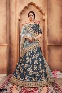 Latest Indian Designer Bridal Lehenga