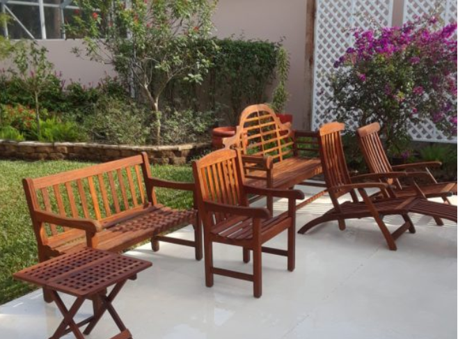 Making Outdoor Furniture an Extension of your Interior Decoration to Stay Trendy