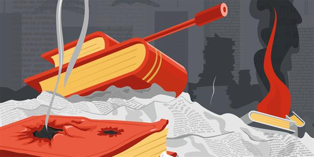 HOW CHINESE COMMUNIST PARTY STRANGULATES DISSENTING SYSTEMS WITH ITS THREE WARFARES