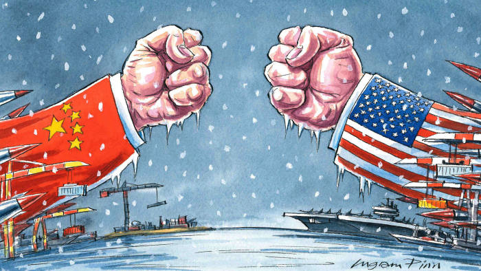 Covid-19 –A Ground for US-China Cold War?