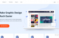 DesignCap: easy and free graphics Designer