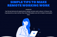Simple Tips to Make Remote Working Work