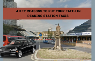 4 Key Reasons to Put Your Faith in Reading Station Taxis