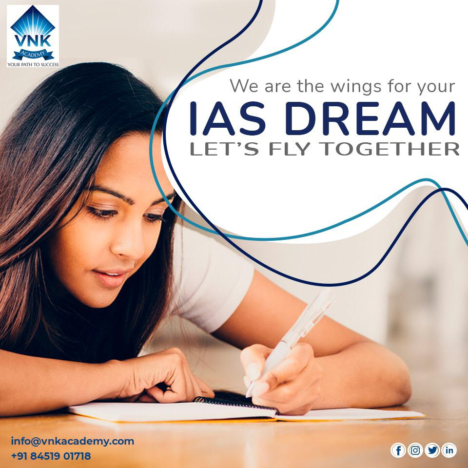 Fly High with the best IAS Academy in Palakkad