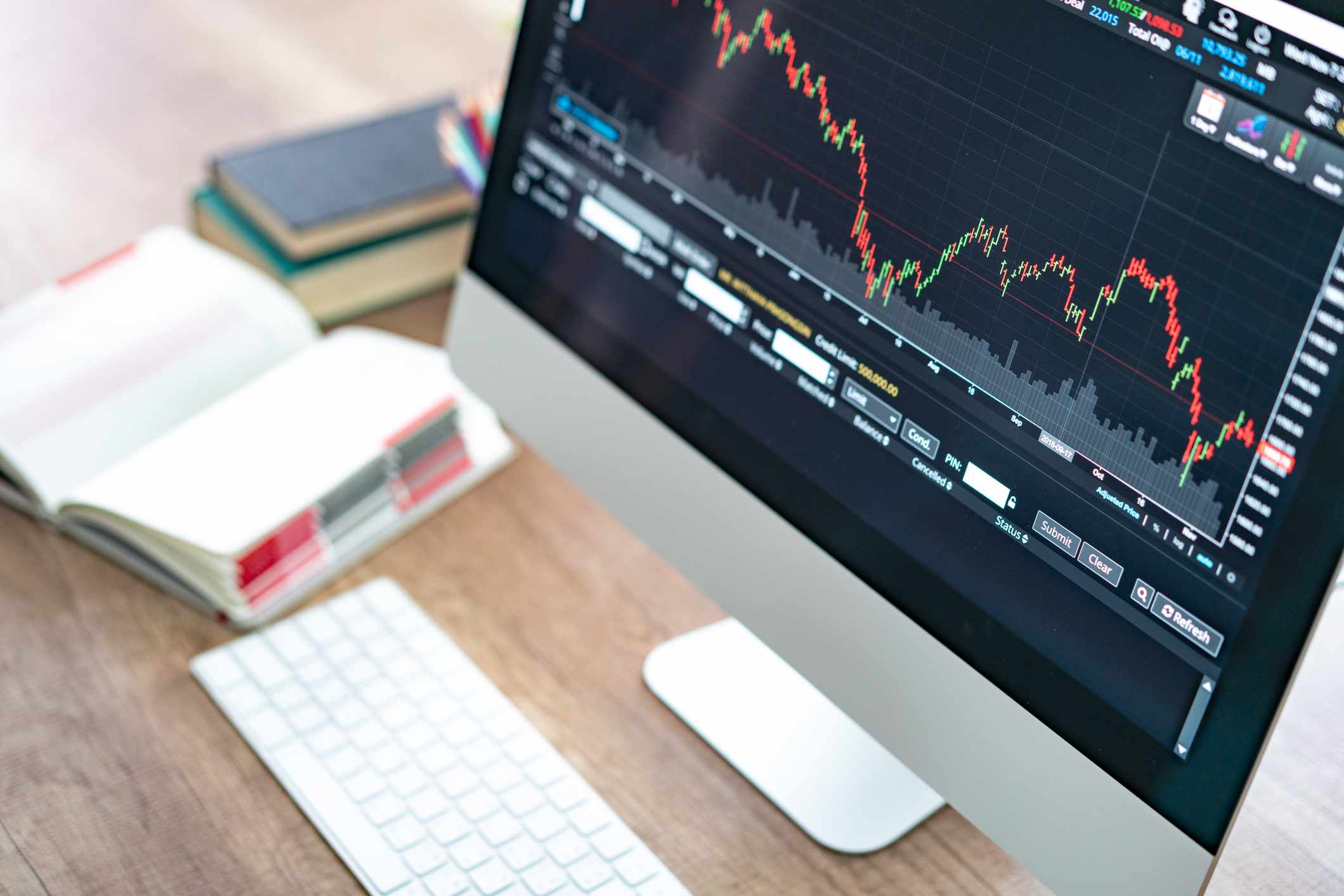 Top 4 Most Reputable and Popular Forex Demo Trading Accounts