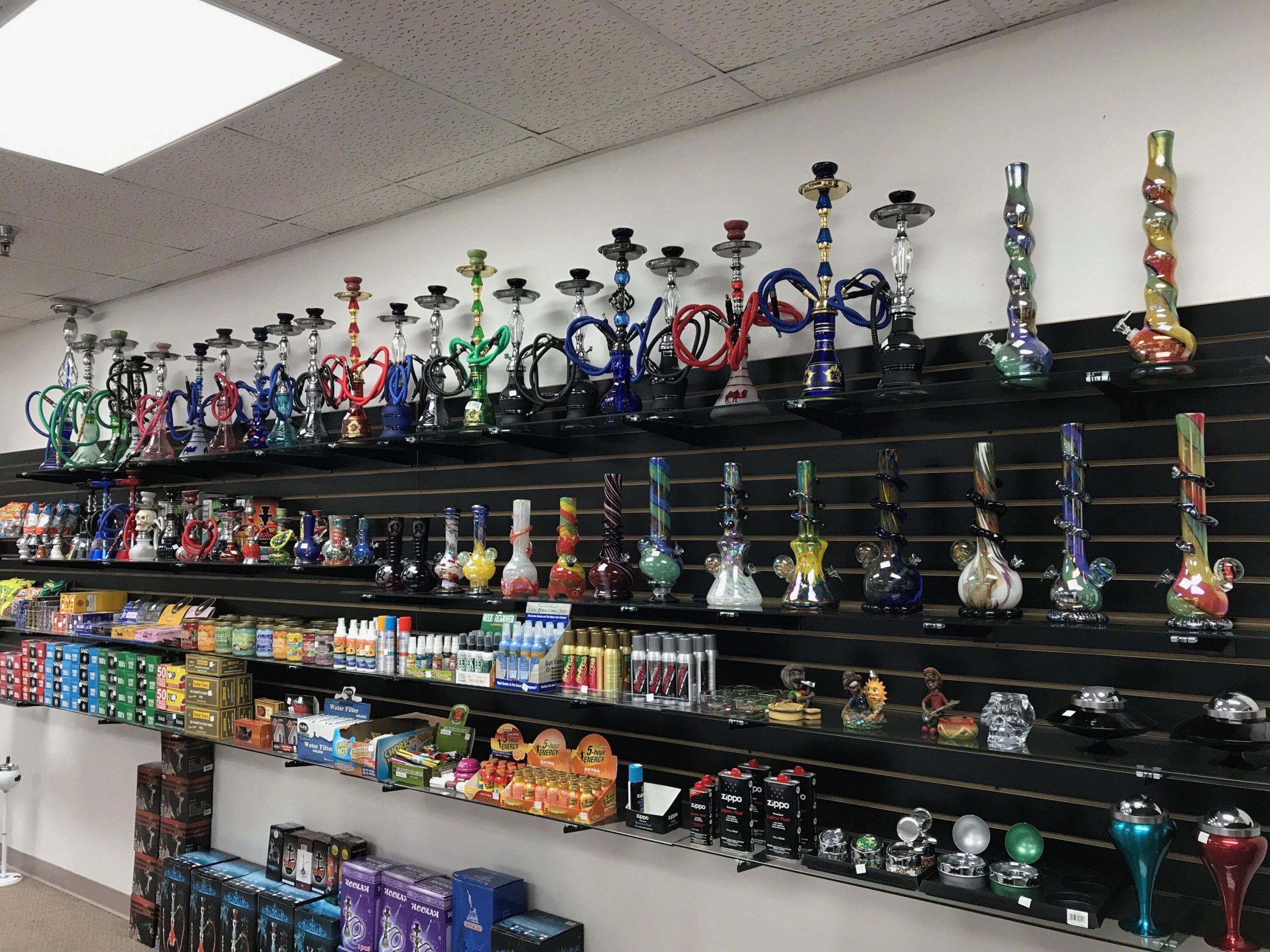 Online Smoke Shop