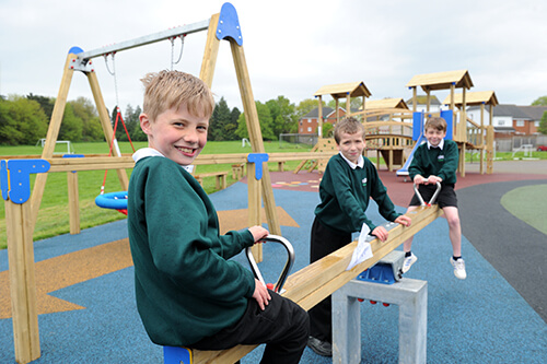 The Undeniable Importance of Playground Equipment