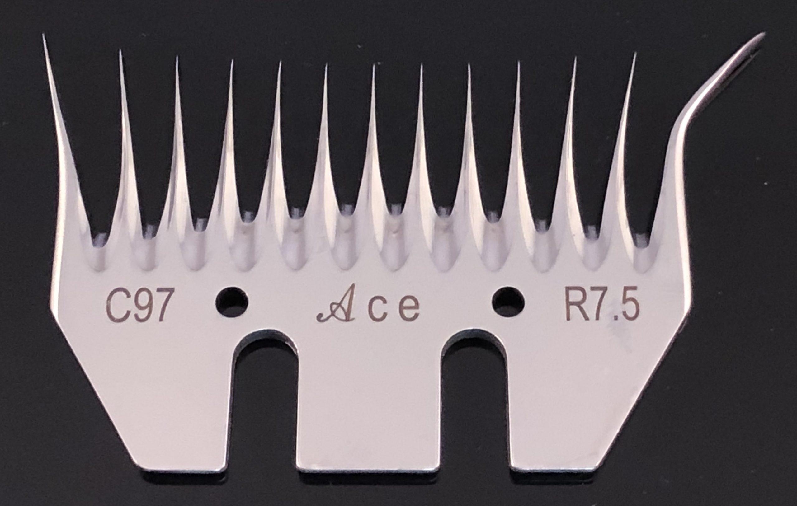 5 Reasons to Use Ace Shearing Combs Before Lambing