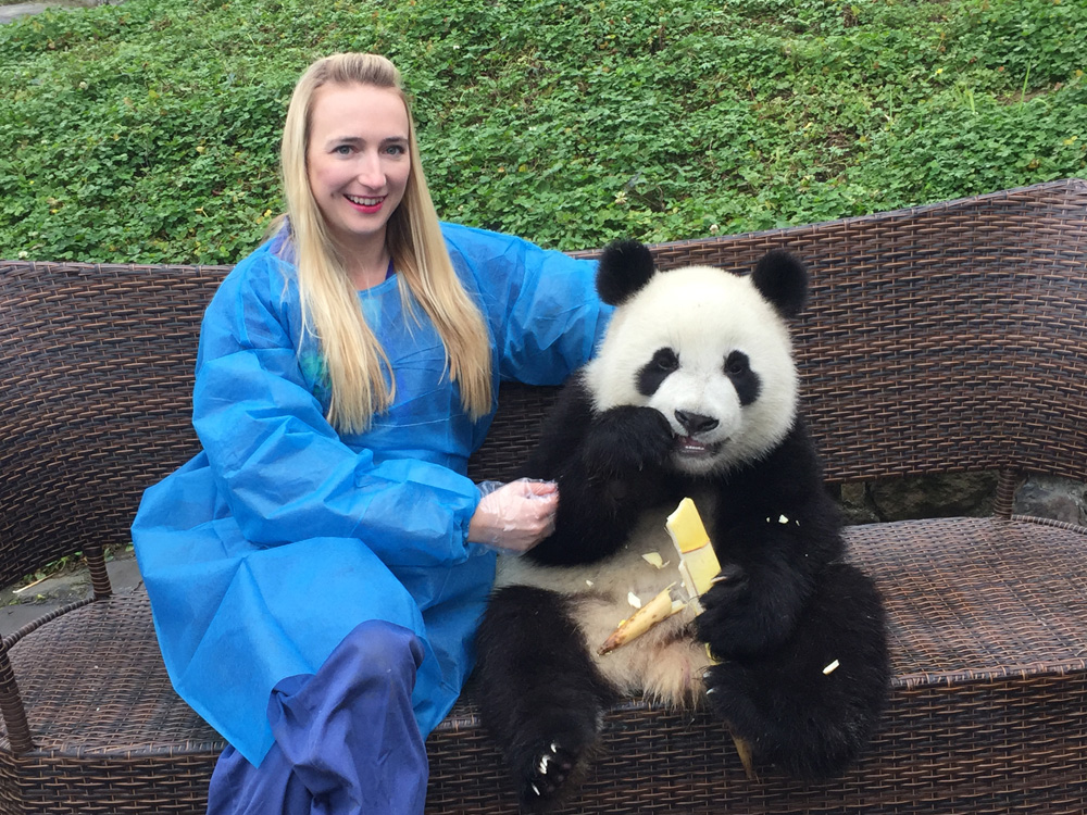 Top 3 Reserves for Your Panda Tour in China