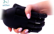 The configuration of the most advanced bionic arm