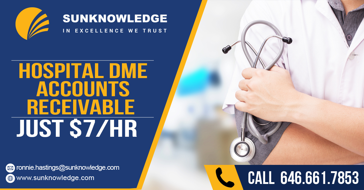 Why Hospital Accounts Receivable is so important?